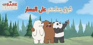 الدببة الثلاثة مسارات وخيارات