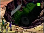 الدبابة الخضراء الحلقة 13