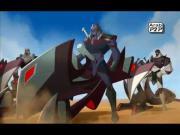 المعركة الحاسمة الحلقة 10