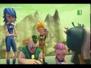 محاربو السندوكاي الحلقة 2