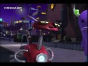 روبوت ومونستر الحلقة 1