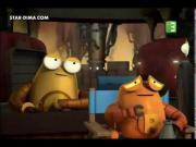 روبوت ومونستر الحلقة 2
