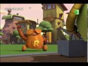 روبوت ومونستر الحلقة 8