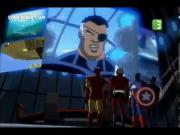 المنتقمون أعظم أبطال الأرض الحلقة 10