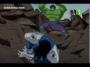 المنتقمون أعظم أبطال الأرض الحلقة 20