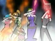زعيم المحاربين الحلقة 50