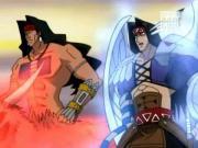 زعيم المحاربين الحلقة 58