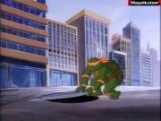 فتيان السلاحف الحلقة 4