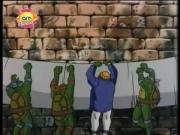 سلاحف النينجا حول العالم الحلقة 17
