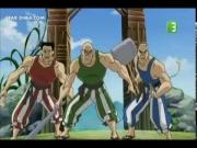 محارب الديناصورات الحلقة 2