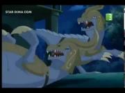 محارب الديناصورات الحلقة 51