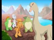 الديناصورات الكشافة الحلقة 11