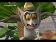 بطاريق مدغشقر الحلقة 42