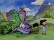 حكايات جزيرة التنين الحلقة 36