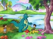 حكايات جزيرة التنين الحلقة 55