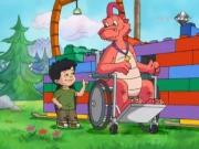 حكايات جزيرة التنين الحلقة 64