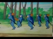مغامرات ساسوكي الحلقة 3