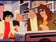 السيارة الخارقة هيابوزا الحلقة 8