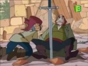 الفارس الشجاع كرتوش الحلقة 1
