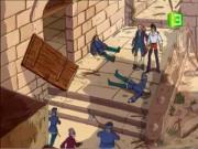 الفارس الشجاع كرتوش الحلقة 11
