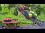 مدينة القطارات الحلقة 1