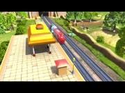 مدينة القطارات الحلقة 3