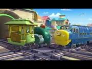 مدينة القطارات الحلقة 6