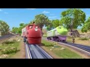 مدينة القطارات الحلقة 8