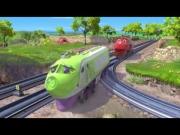 مدينة القطارات الحلقة 25