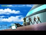 فرقة الابطال الجوية ميتاجيتس الحلقة 6
