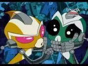 فريق القرود الآلي الخارق الحلقة 4