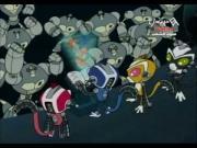 فريق القرود الآلي الخارق الحلقة 11