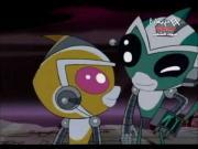 فريق القرود الآلي الخارق الحلقة 15