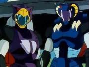 محاربو القوة المسيطرة الحلقة 8