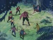 جزيرة الكنز الحلقة 11